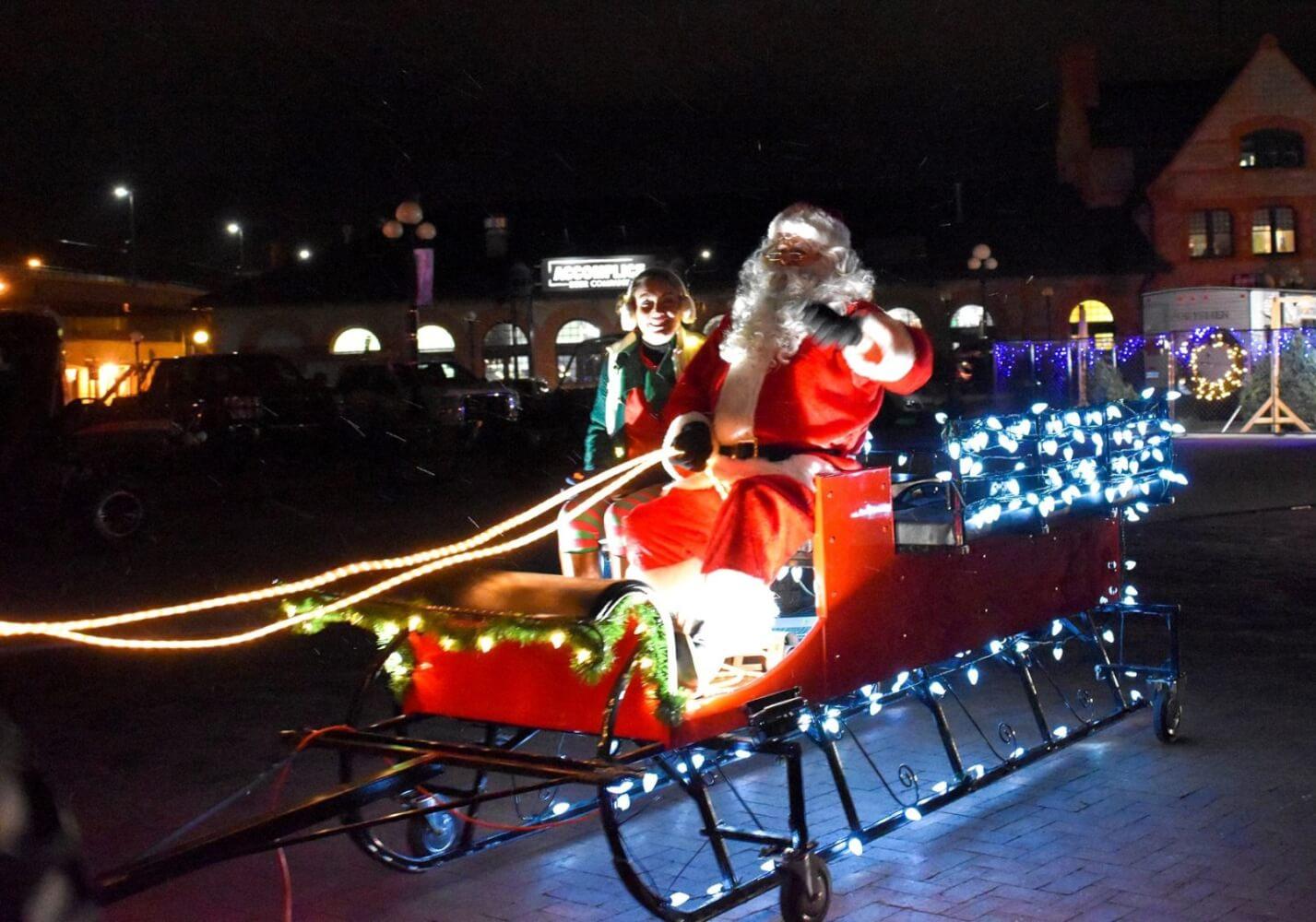 Cheyenne Christmas Parade