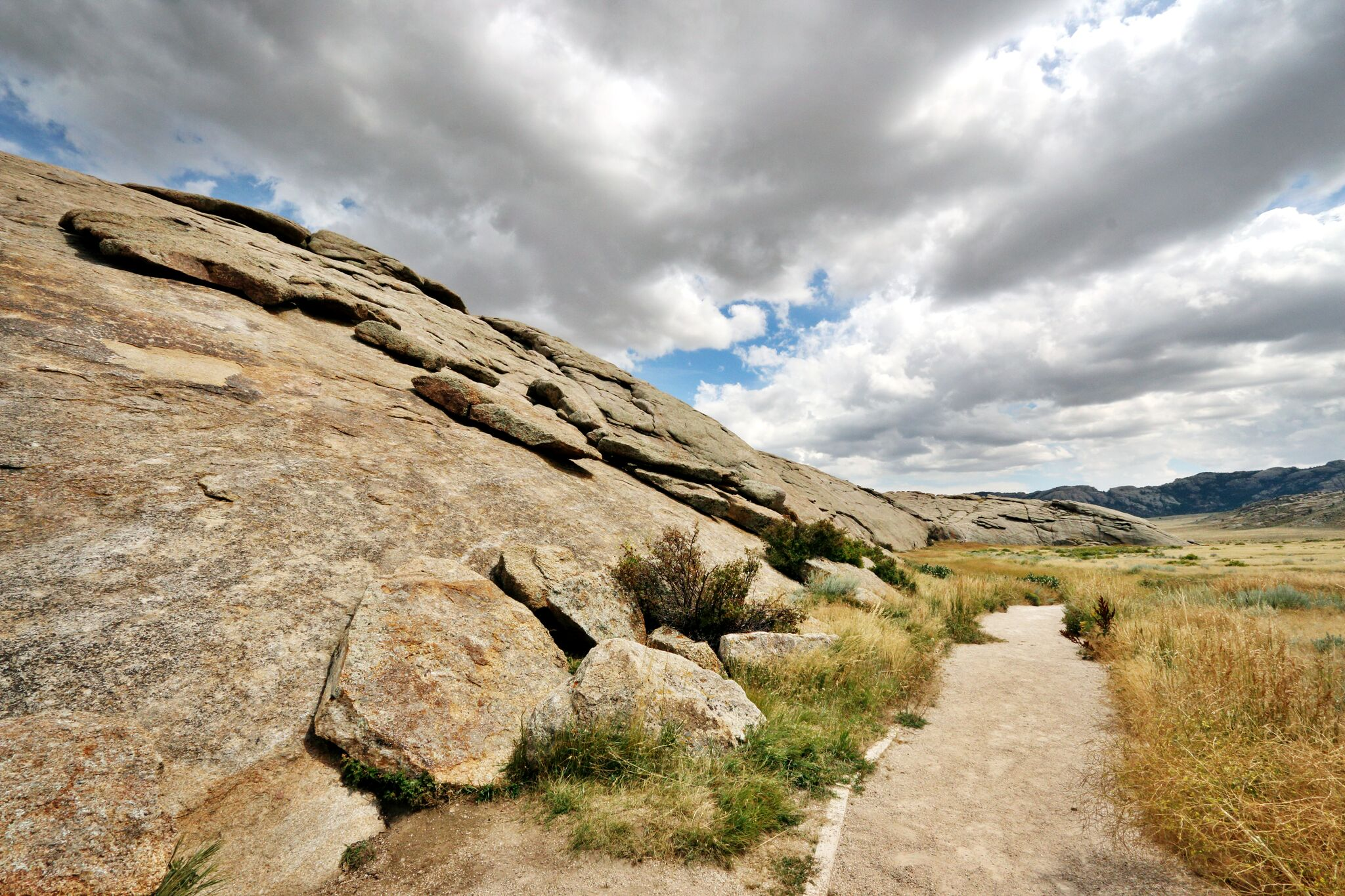 Independence Rock State Historic Site | Travel Wyoming. That's WY