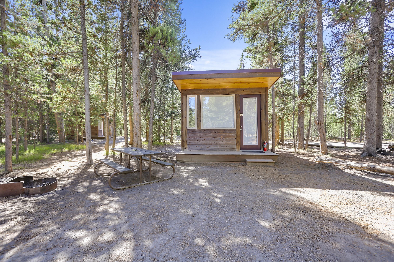 rv hookup park narodowy Yellowstone zaczepić opony